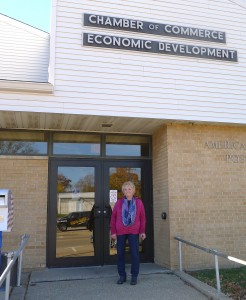 Chamber Office, Linda Parrish - Promotions Coordinator