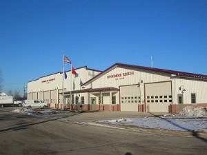 Fennimore Fire and Rescue Building