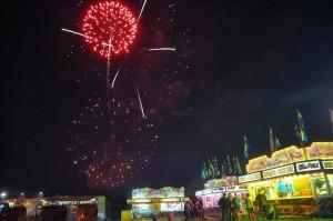 Fennimore Fun Fest fireworks