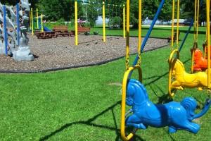 Marsden Park swings