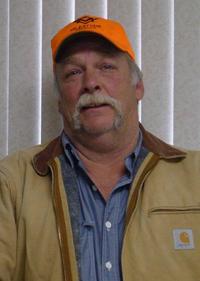 Barry Belstra, Street Superintendent