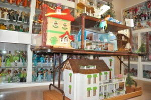 Inside the Doll and Toy Museum