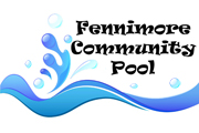 New Fennimore Community Pool logo