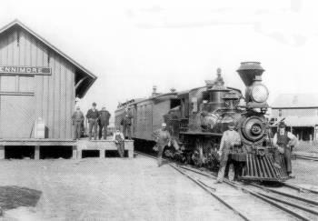 The Dinky Narrow Gauge Steam Locomotive