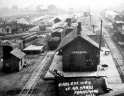 Fennimore Train Yards