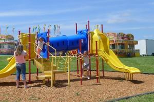 Playground at Ball Park