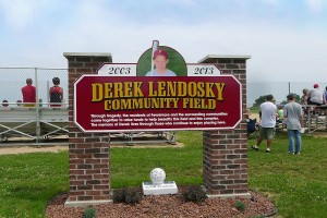 Derek Lendosky Community Field at City Ball Park