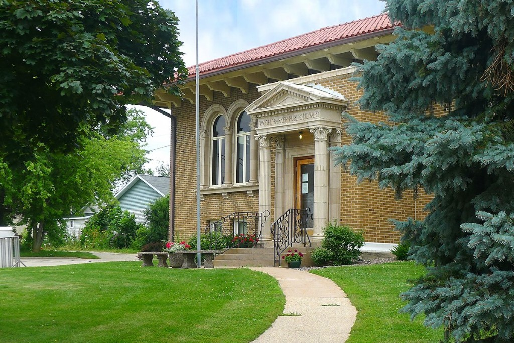 Dwight T Parker Library