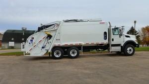 Fennimore Garbage Truck