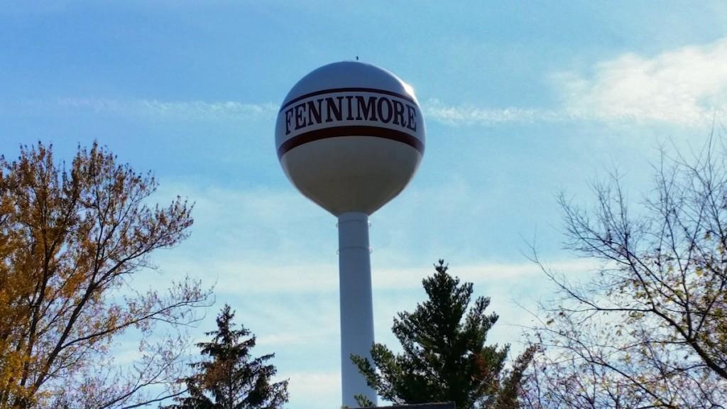 Fennimore Water Tower