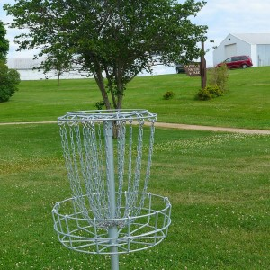 Disc Golf Pole Hole