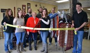 Driftless Boutique, LLC ribbon cutting