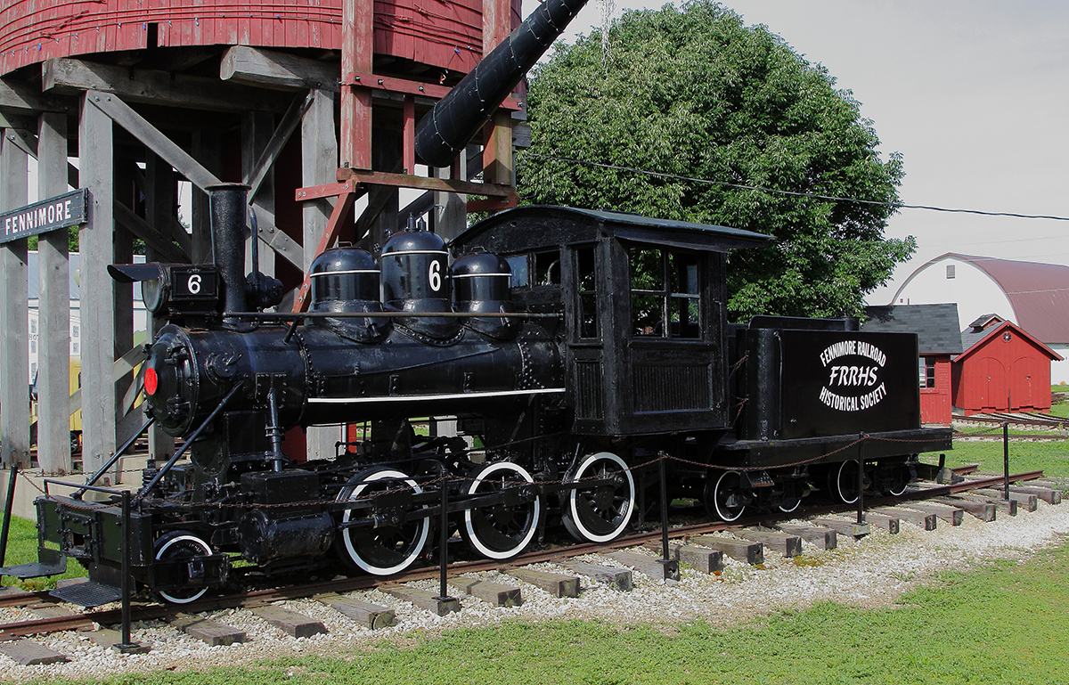 Fennimore Railroad Historical Society Museum – 1907 Dinky