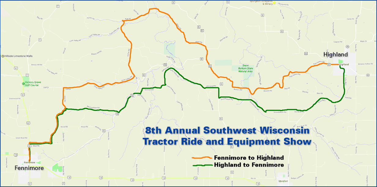 Sw Wi Tractor Equipment Ride