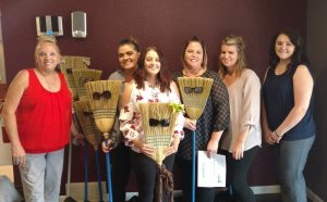2nd Place Fall Decorating Contest - Serendipity Salon