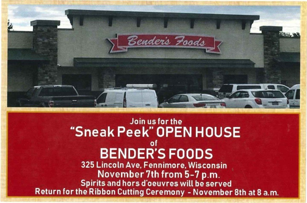 Bender S Foods Building Project