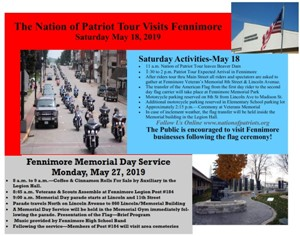Nation of Patriots and Memorial Day