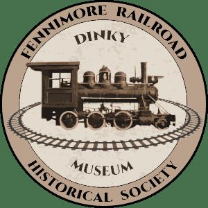 Fennimore Railroad Historical Society Dinky Museum Logo