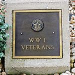 WWI Veterans Stone
