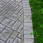 Dedication Bricks