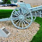 Veterans Memorial Cannon