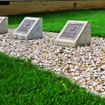 Veteran Dedication Stones