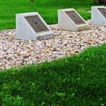 War Veteran Dedication Stones
